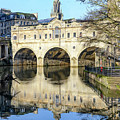 Pulteney Bridge, Bath by Colin Rayner