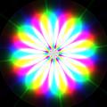 Rainbow Waves by Miroslav Nemecek