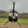 Robinson R22 Beta by Tim Beach