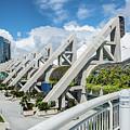 San Diego Convention Center  by Robert VanDerWal