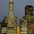 San Francisco Ca by Panoramic Images