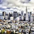San Francisco by Chris Cousins