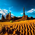 Sand Dune by Mark Jackson