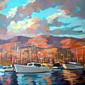Santa Barbara by Filip Mihail