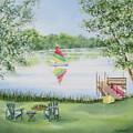 4 Seasons-summer by Deborah Ronglien