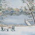 4 Seasons-winter by Deborah Ronglien