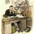 Sir Arthur Conan Doyle by Granger