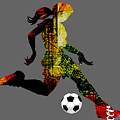 Soccer Collection by Marvin Blaine