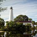 St Marks Lighthouse by Wayne Denmark