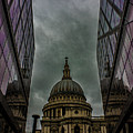 St Paul's Cathedral by Martin Newman
