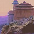 Star Wars Galaxies Poster by Larry Jones