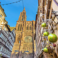 Strasbourg,christmas Market, Alsace France  by Marco Arduino
