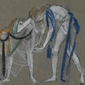 Study Of Two Dancers by Davies