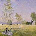 Summer by Claude Monet