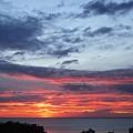 Sunset In Torremolinos by Chani Demuijlder