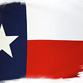 Texas Flag by Les Cunliffe