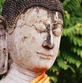 Thailand, Ayathaya by Bill Brennan - Printscapes