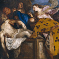 The Burial Of Christ by Titian