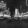 The Las Vegas Strip by Underwood Archives