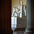 The Lincoln Memorial by Mountain Dreams