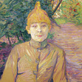 The Streetwalker by Henri de Toulouse-Lautrec
