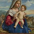 The Virgin And Child by Giovanni Battista Cima da Conegliano