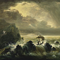 The Voyage Of Life - Manhood by Thomas Cole