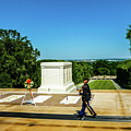 Tomb Of The Unknowns by William Rogers