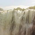 Victoria Falls In Zimbabwe by Marek Poplawski