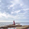 Walking Into The Sea by Joana Kruse
