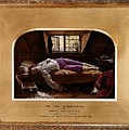 Wallis Henry The Death Of Chatterton2 Henry Wallis by Eloisa Mannion