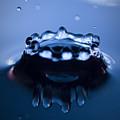 Water Droplet Crown by Dustin K Ryan