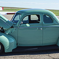 40 Ford Deluxe by Steven Parker