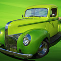 40s Ford Pickup by Keith Hawley