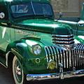 41 Chevy Truck by Gwyn Newcombe