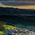 Landscape by Hristo Shanov