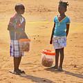 Mozambique by Paul James Bannerman