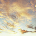 Summer Sky 1 by Les Cunliffe