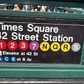 42 Street Station Nyc by Brianna Thompson