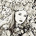 Model by Lora Battle