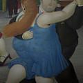 Bogota Museo Botero by Carol Ailles