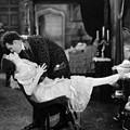 Silent Film Still: Couples by Granger