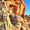 Valley Of Fire by Ray Mathis