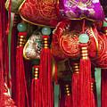 4647- Chinese Tassels by David Lange