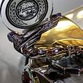 47 Triumph Roadster by Guy Shultz