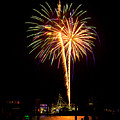 4th Of July Fireworks by Bill Barber