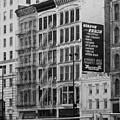 4th St Buildings  by Ed Lumbert