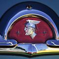 1953 Mercury Monterey Emblem by Jill Reger