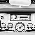 1954 Chevrolet Corvette Dashboard by Jill Reger