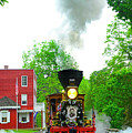 A President's Funeral Train - 3435 by Paul W Faust - Impressions of Light